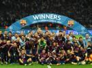 Champions League 2014-2015: el Barcelona supera a la Juve y conquista la quinta