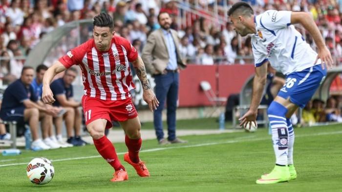El Zaragoza remontó ante el Girona un 0-3 en contra