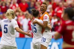 Mundial de fútbol femenino 2015: Estados Unidos – Alemania e Inglaterra – Japón en semifinales