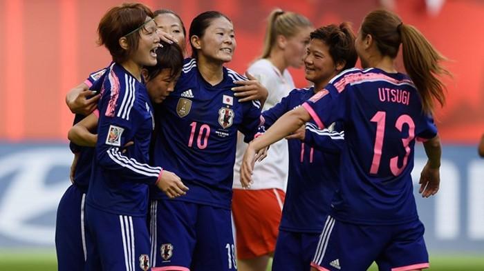Japón ha ganado los tres partidos de la primera fase
