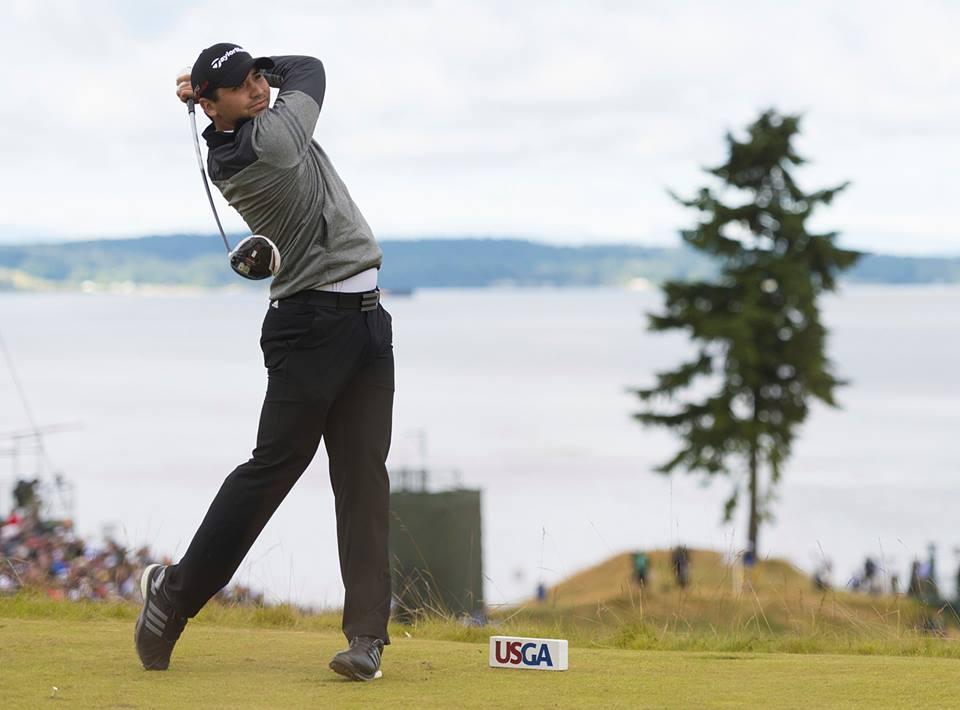 US Open Golf 2015: Day, Spieth,  Johnson y Grace lideran a falta de la última jornada