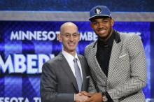 NBA: Karl Anthony – Towns es el esperado número uno del draft de 2015