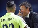 Las renovaciones de Dani Alves y Luis Enrique, los últimos goles de Bartomeu