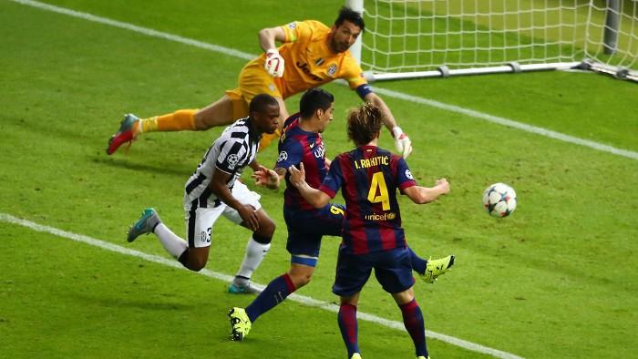 Luis Suárez marcó el gol decisivo