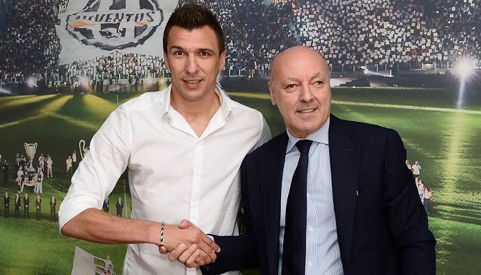 Mandzukic cambia el Atlético de Madrid por la Juventus