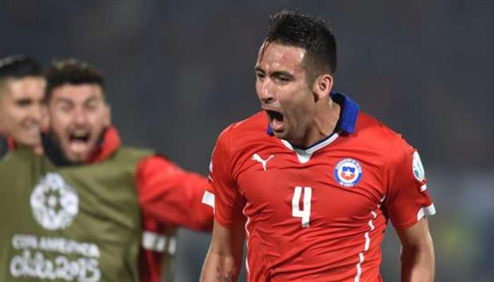 El gol de Isla metió a Chile en semifinales de la Copa América 2015