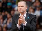 NBA: Mike Malone se queda el último banquillo libre, el de los Nuggets