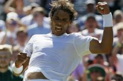 Wimbledon 2015: Rafa Nadal, Federer y Murray a segunda ronda