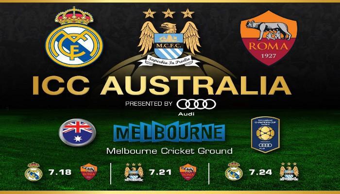 El Real Madrid visitará Australia por primera vez en la pretemporada