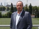 El Real Madrid anuncia que Rafa Benítez será su entrenador las próximas tres temporadas