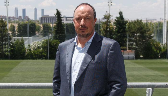 Rafa Benítez dirigirá al Real Madrid