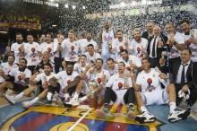 Final ACB 2014-2015: el Real Madrid es el campeón tras ganar al Barça en el Palau