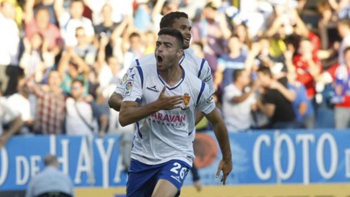El Zaragoza se acerca al ascenso