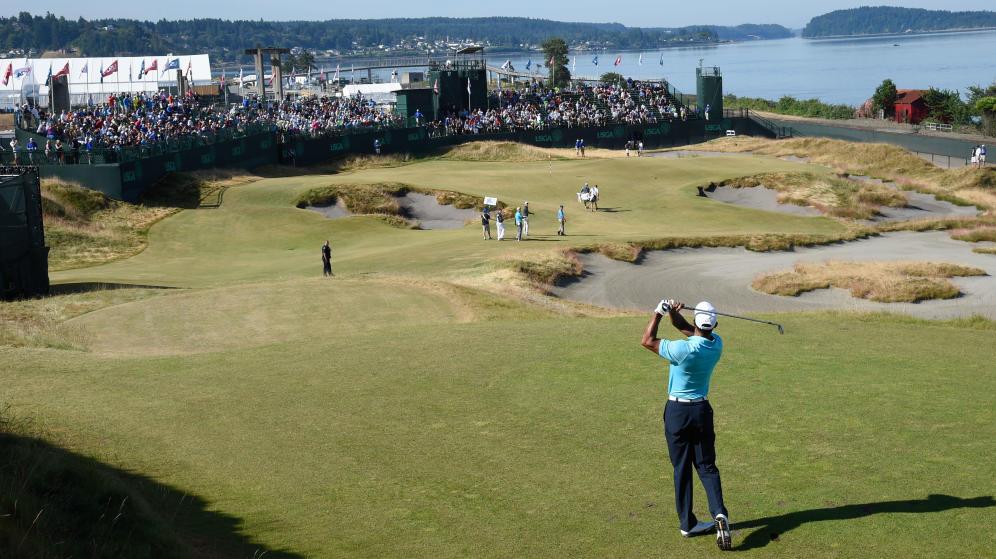 Arranca el US Open de golf, segundo major de la temporada 2015