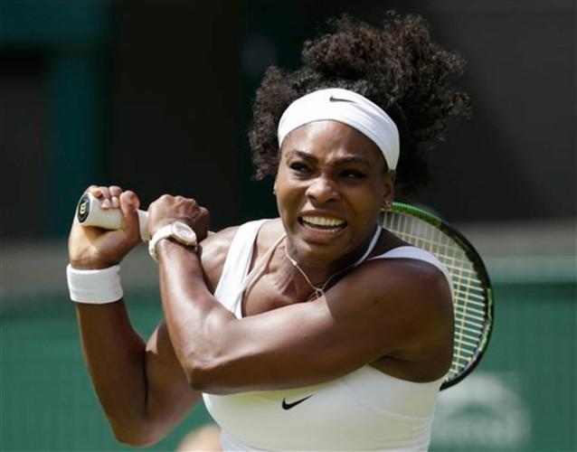 Williams a segunda ronda en Wimbledon