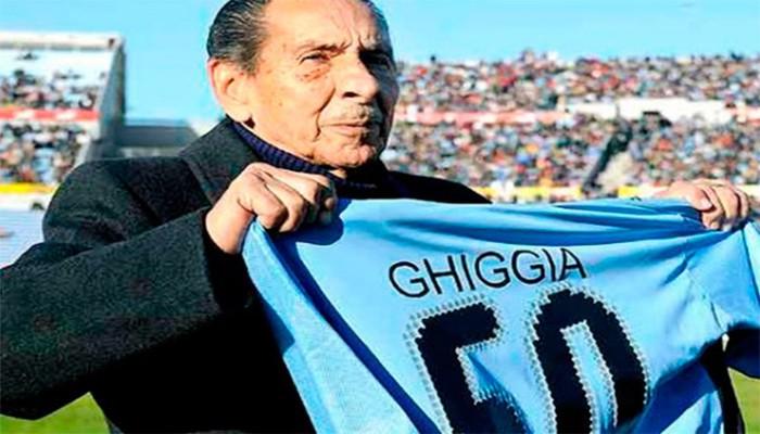Ghiggia, el protagonista del Maracanazo, falleció a los 88 años