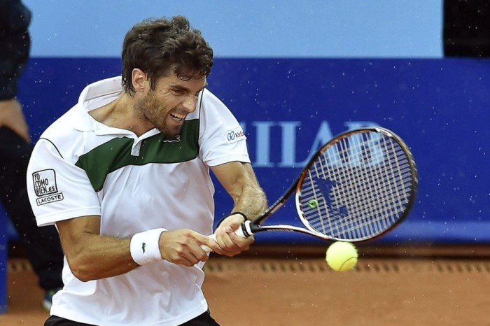 Andujar y Lopez a cuartos de final en Gstaad