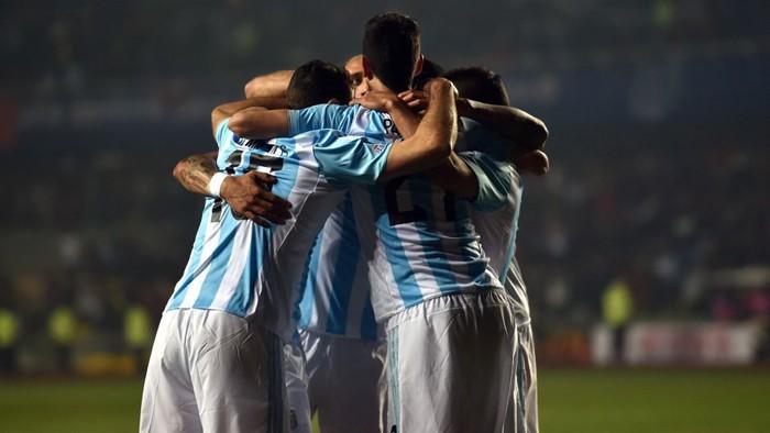 Argentina jugará la final de la Copa América 2015