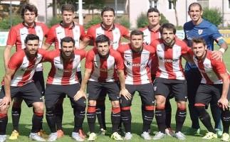 El Athletic de Bilbao, listo para estrenar la temporada 2015-2016 ante el Inter de Bakú
