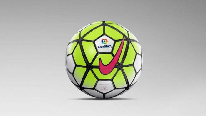 Éste es el balón con el que se jugará la temporada 2015-2016 en la LFP
