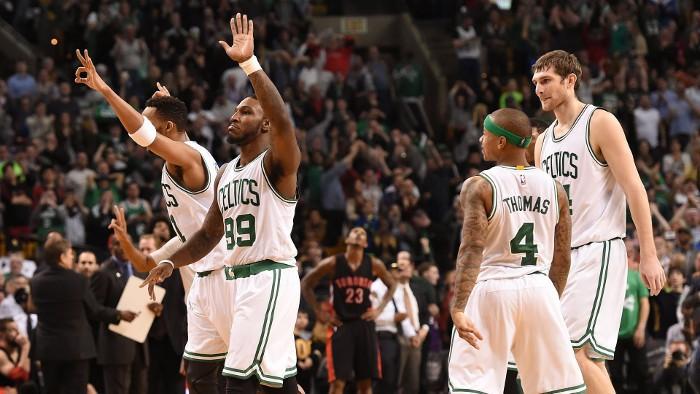 Los Celtics jugarán un partido amistoso contra el Real Madrid