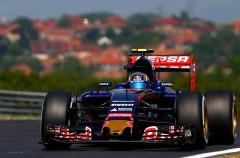 GP de Hungría 2015 de Fórmula 1: Hamilton lidera los libres, Sainz 6º y Alonso 8º