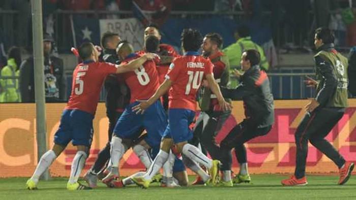 Chile gana por primera vez en su historia la Copa América
