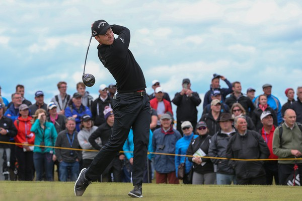 144th Open, St Andrews 2015