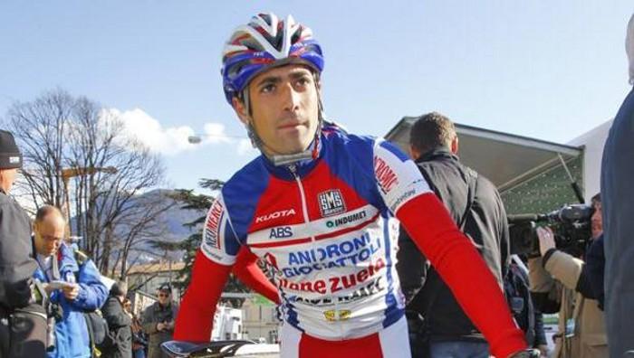 El equipo Androni Giocattoli será suspendido temporalmente por dos casos de dopaje