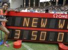 Genzebe Dibaba acaba con el imbatible récord del 1500 femenino