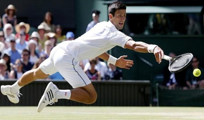 Djokovic a la final en Wimbledon