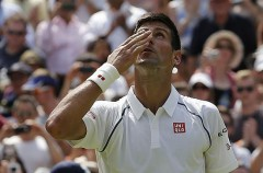Wimbledon 2015: Djokovic, Wawrinka y Verdasco a tercera ronda, Granollers y Nishikori eliminados