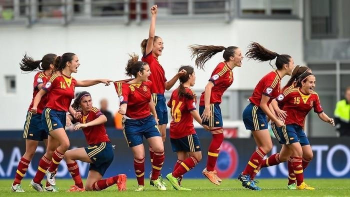 España gana por tercera vez el Europeo sub 17 femenino