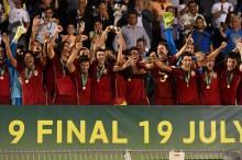 España gana el Europeo sub 19 de 2015