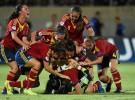 España sub 19, subcampeona en el Europeo 2015 femenino