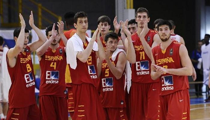 El U20 masculino alcanzó la plata en el Eurobasket