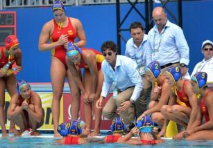 Mundial de natación 2015: la selección de waterpolo pasa directamente a cuartos de final