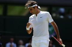 Wimbledon 2015: Federer y Murray a cuartos, partido entre Djokovic y Anderson suspendido en quinto set
