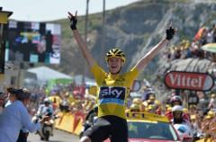 Chris Froome gana el Tour de Francia 2015