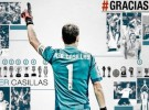 Iker Casillas sale del Real Madrid y ficha por el Oporto