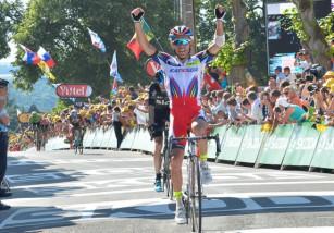 Tour de Francia 2015: Purito gana en Huy y Froome coge el amarillo