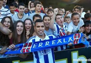 Diego Reyes, Bruma y Jonathas, los fichajes de la Real Sociedad