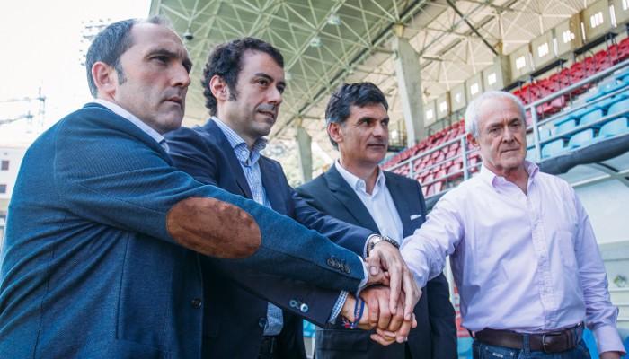 Mendilibar es el elegido para entrenar al Eibar