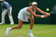 Wimbledon 2015: Garbiñe Muguruza a tercera ronda, eliminadas Arruabarrena y Soler