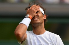 Wimbledon 2015: Rafa Nadal, López y Ramos eliminados, Andújar y Bautista a tercera ronda