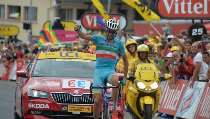 Tour de Francia 2015: Nibali gana y se apunta a la lucha por el podio