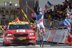Tour de Francia 2015: Pinot gana en Alpe d'Huez y Froome sobrevive al ataque de Quintana