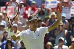Wimbledon 2015: Federer y Murray ganan con comodidad y avanzan a tercera ronda