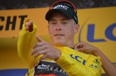 Tour de Francia 2015: Rohan Dennis gana el prólogo y es el primer líder