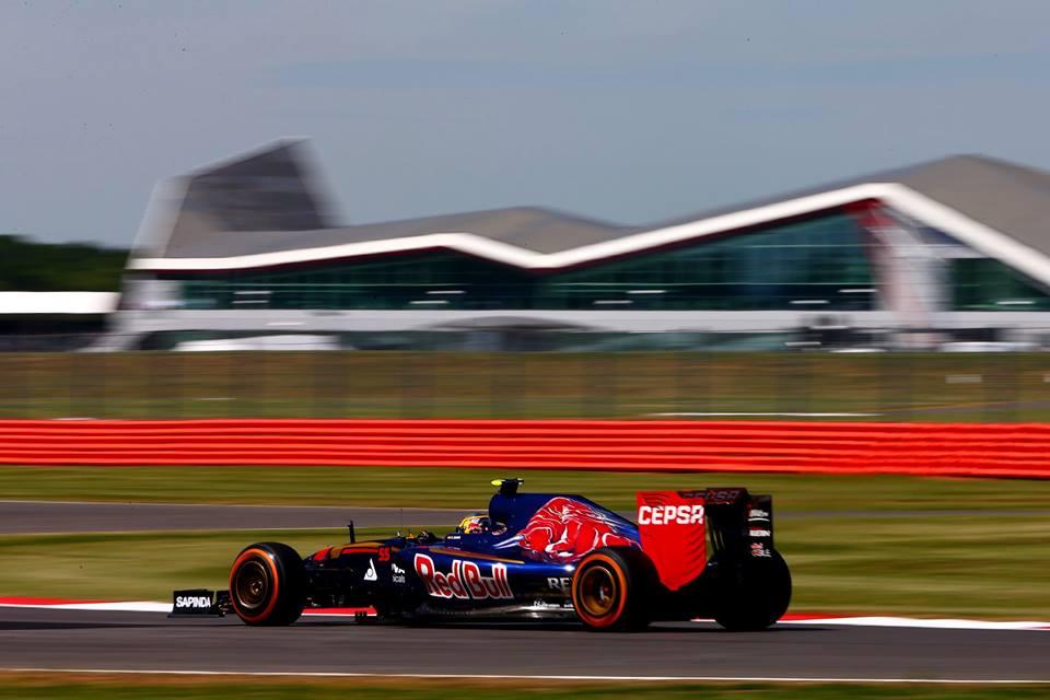 GP de Gran Bretaña 2016 de Fórmula 1: horarios y cómo ver por televisión la carrera del Silverstone